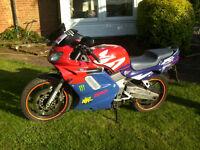 Honda NSR 125cc Super Sprint S Reg (1998) 2 stroke