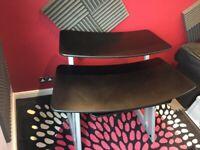Used, Producer Music Studio Desk Workstation QUIKLOK Triple shelf Z250 for sale  Kilburn, London