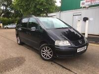Volkswagen Sharan 1.9 Tdi Automatic 2007 57 Pco license Taxi