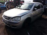 Vauxhall Corsa 03 / Breaking