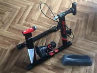 ELITE VOLARE MAG INDOOR FOLDING TURBO TRAINER CYCLING BICYCLE