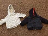 Bundle baby boys clothes 0-3m