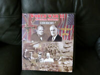 WORLD WAR 11 SPECIAL EDITION DVD BOXED SET OF 8 DVD