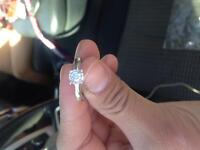 Selling my promise/engagement ring !