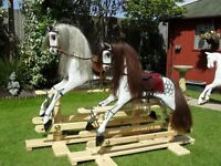 Brand New Rocking Horses