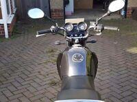 Yamaha YBR 125cc 2013