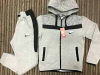 kids adults Nike tracksuits