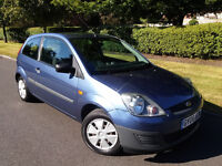 FORD FIESTA 1.25 STUDIO ONE OWNER FROM NEW