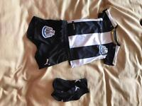 Newcastle kit 3-6 months
