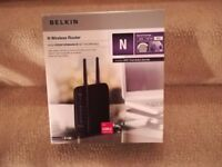 N wireless router