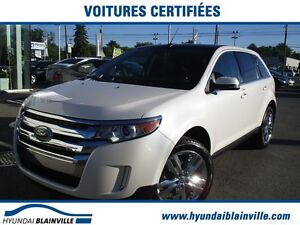 2014 Ford Edge Limited A/C,NAVIGATION,TOIT PANO,DÉMAR DIST,MAGS,