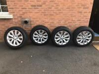 """Range Rover L405 Style 2 20"""" Alloy Wheels and Tyres"""