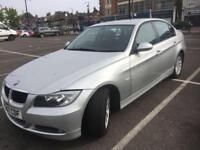 BMW 318 ,2007, full year mot ! £2290 ONO ~ 07435445725