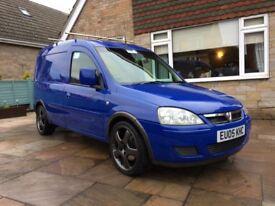 Vauxhall Combovan 1.3CDTI - Full MOT