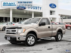 2013 Ford F-150 XLT - CLEAN CARPROOF