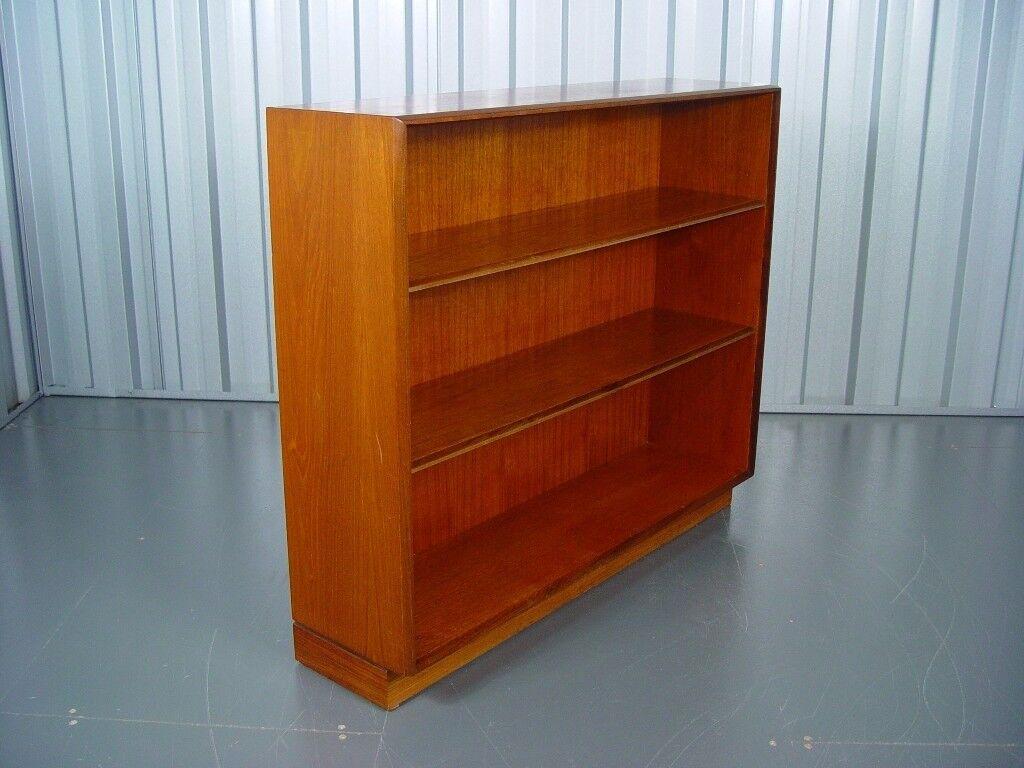 Vintage G Plan Bookcase Ib Kofod Larsen Retro Mid Century Furniture
