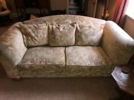 Pair of Barker and Stonehouse 3 seater sofas