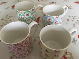 Cath Kidston Cups