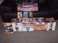 LOADED MAGAZINE'S, MASSIVE JOBLOT. + 58 FHM AND 10 FHM EXTRAS