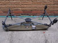 Carp Tackle For Sale. Rods, Reels, Buzzers, TFG X-Pod, Bison Stainless Steel Rod Pod.