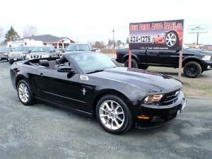 2010 Ford Mustang CONVERTIBLE! AUTO! CERTIFIED!