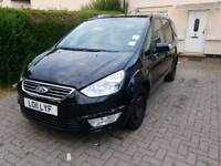 Ford galaxy 2011 zetec 7 seater cheap