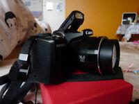 Canon Ixus s500 digital camera