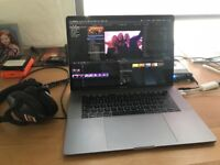 """Apple MacBook Pro 15"""" 2017 w Touch Bar (Maxed out build to order spec)"""