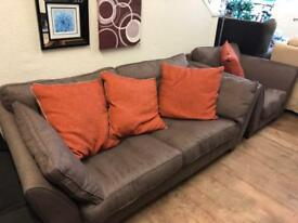 Marks and Spencer's Sofa and armchair