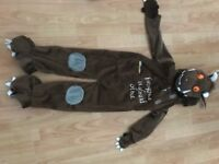 Gruffalo dressing up outfit age 2-3