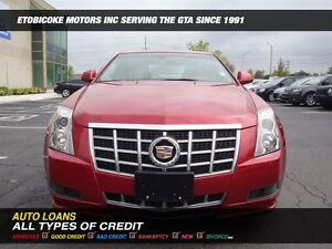 2012 Cadillac CTS LEATHER / PANORAMIC ROOF