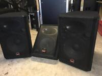 Wharfedale Pro Speakers X3
