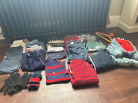 Large Bag of Boys Clothes aged 7 - 9