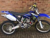 Yamaha Yzf 450 Mx enduro trials Crf rmz ktm sxf kxf motox 4t 2t