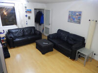 Double room to rent in two bed house in Portslade. Suitable for a couple.