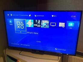 "Samsung 40"" 4K BDM4065UC screen"