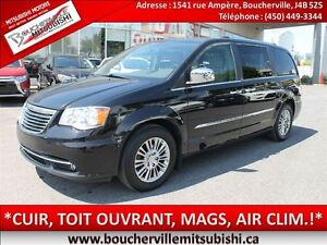 2011 Chrysler Town & Country Limited*CUIR, TOIT OUVRANT*