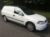 Vauxhall Astra 1.7 DTI Envoy 12 Month MOT