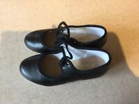 Used tap shoes kids' size 10 and a half