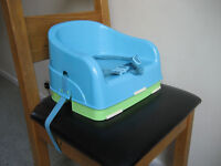 Child Booster Seat and Step Stool 2 in 1