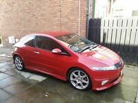 Honda Civic Type R GT I-VTEC