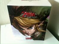 The Legend Of Zelda Twilight Princess Link Statue With Box F4F