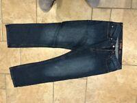 F&F Jeans blue 30W X 30R