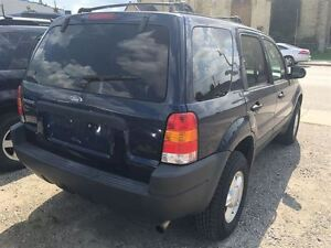 2004 Ford Escape CALL 519 485 6050 CERT AND E TESTED London Ontario image 3