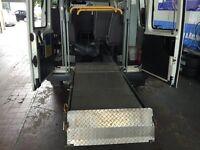 Ex Social Services Wheelchair Ramp/Lift