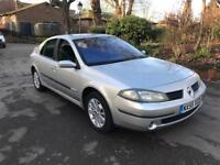 RENAULT LAGUNA 2.0 AUTOMATIC 2005 WITH ONLY 17.000 MILES
