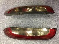 Vauxhall Corsa Original Rear / Brake Lights (Both Sides ) Also Fits Corsavan.
