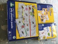 Jolly Phonics Cards/Puzzle