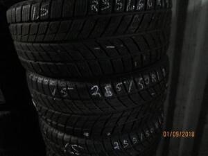 255/50R19 SET OF 4 HORIZON WINTER TIRES