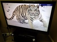 "SHARP 47"" FHD LED TV - Digital Freeview - USB - PC - 3 HDMI - SRS - 100Hz Optical - Bargain RRP £489"